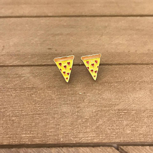 Pizza My Heart Earrings
