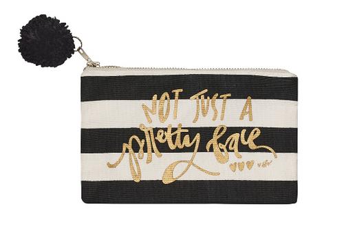 Not Just A Pretty Face Makeup Bag