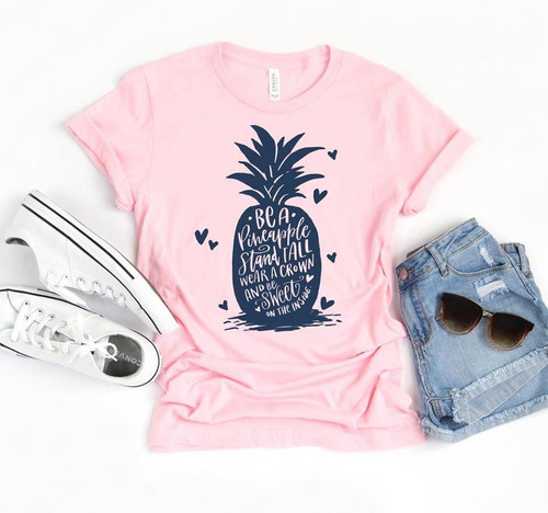Be A Pineapple, Stand Tall T-Shirt