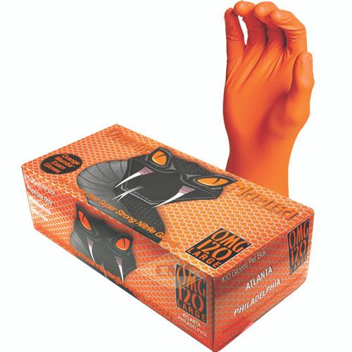 Black Mamba: Orange Mamba Gloves • XXL Plumbing Supplies Tankless Parts