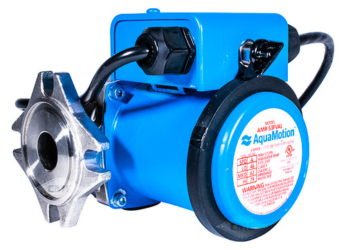Aquamotion® Wet Rotor Circulator Pump (AMH3K-R) Plumbing Supplies Tankless Parts