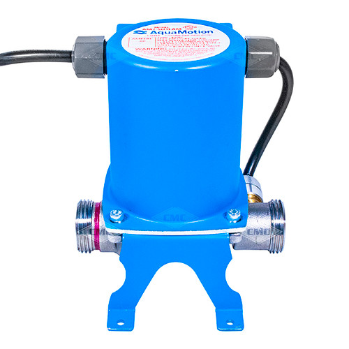 Aquamotion® Wet Rotor Circulator Pump: Fully Automatic (AMH3K-7) Plumbing Supplies Tankless Parts