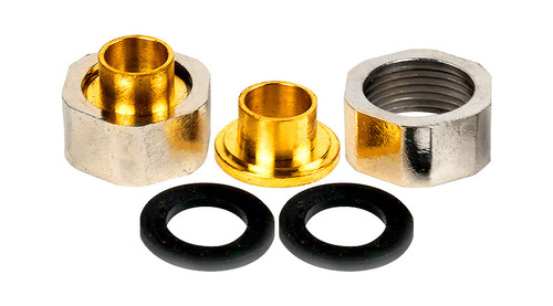 "AquaMotion® Union Kit: 3/4"" (UK75) Navien Tankless Parts Plumbing Supplies"