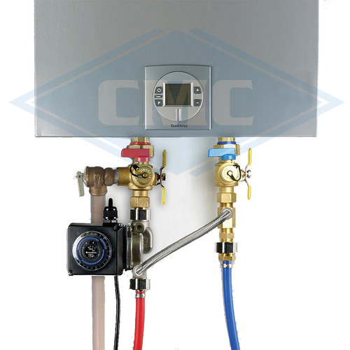 AquaMotion® AQUA-FLASH™ Recirculation Kit for Tankless Water Heaters