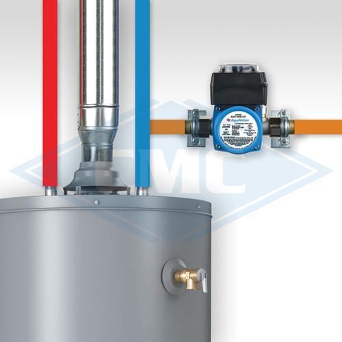 AquaMotion® AQUA-FLASH™ Recirculation Kit  FOR tank type Water Heater