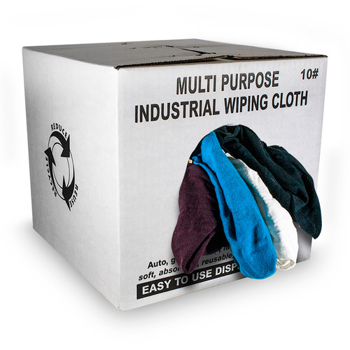 Industrial Purpose Industrial Wiping Cloth (OPEN) Plumbing Supplies Cleaning Supplies