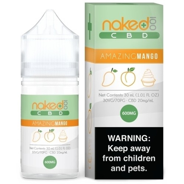 Naked-Amazing-Mango-CBD-600mg