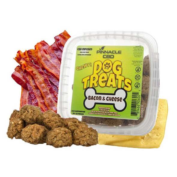 Pinnacle CBD Dog Treats 4oz