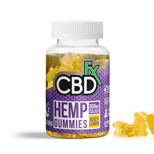 melatonin gummies cbdfx