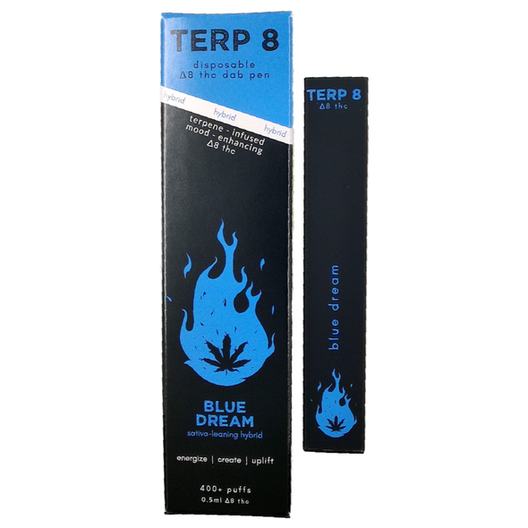 Blue Dream Disposable Delta-8 Dab Pen Terp 8