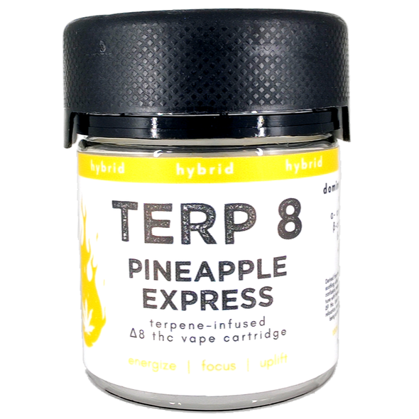 Pineapple Express Delta-8 Vape Cartridge Terp 8
