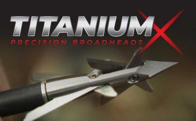 TITANIUM X™ BROADHEADS MAIL-IN REBATE PROGRAM