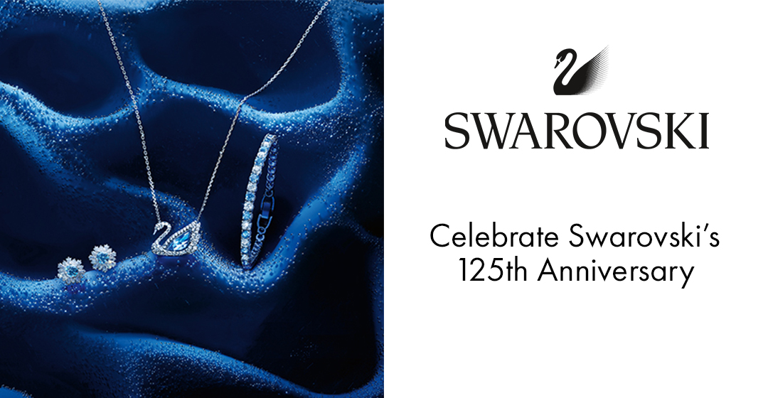 Swarovski Jewellery from Harrison Jewellers