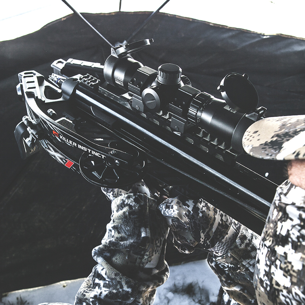 LUMIX SPEEDRING™ 1.5-5 X 32 IR-E Crossbow Scope
