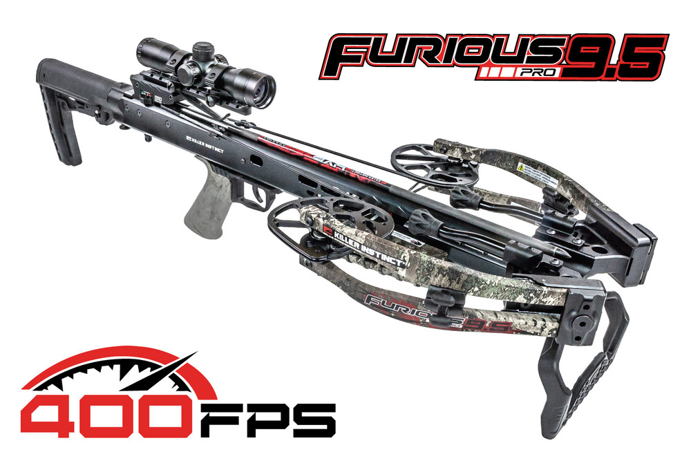 FURIOUS PRO 9.5 DELUXE PACKAGE