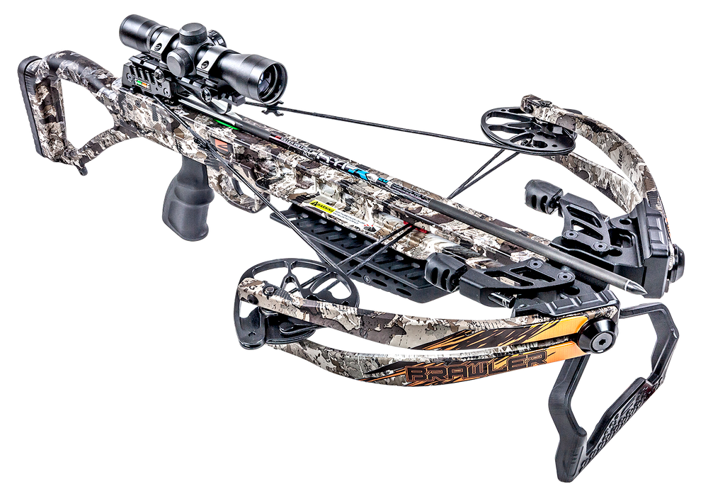 ​KILLER INSTINCT® ALL-NEW BRAWLER CROSSBOW