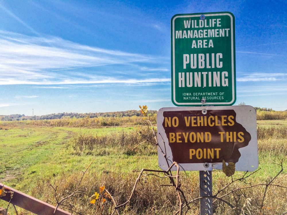 Two Different Perspectives For Scouting Public Land To Hunt