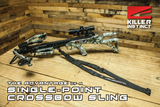 Crossbow Hunting: The Single Point Sling Advantage