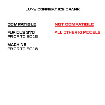 CONNEKT™ ICS (Integrated Cocking System)