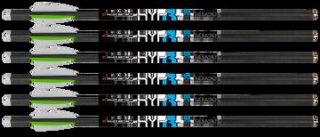 """HYPR™ LITE 20"""" CROSSBOLTS 6 PACK"""