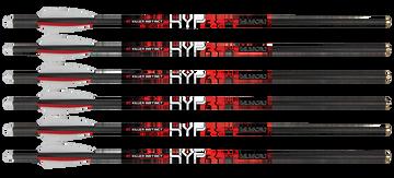 "HYPR™ 20"" CROSSBOLTS 6 PACK"