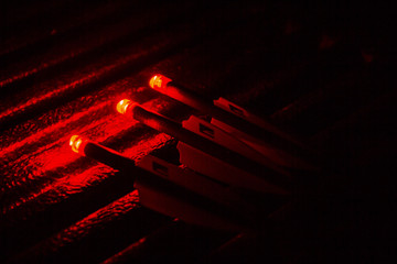 "LIGHTED HYPR™ LITE 20"" CROSSBOLTS 3 PACK"