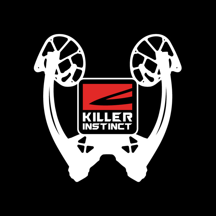 "Killer Bow 5"" Decal"