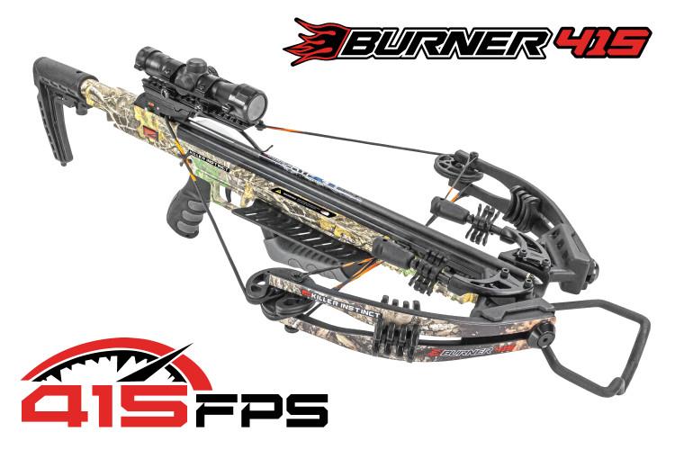 BURNER 415