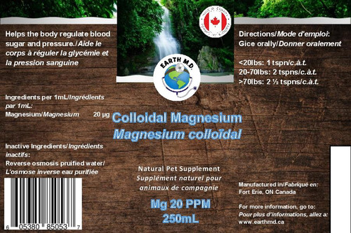 Colloidal Magnesium