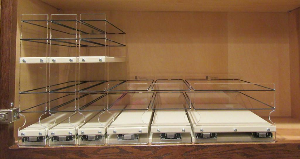 Starter Bundle Units in Cabinet