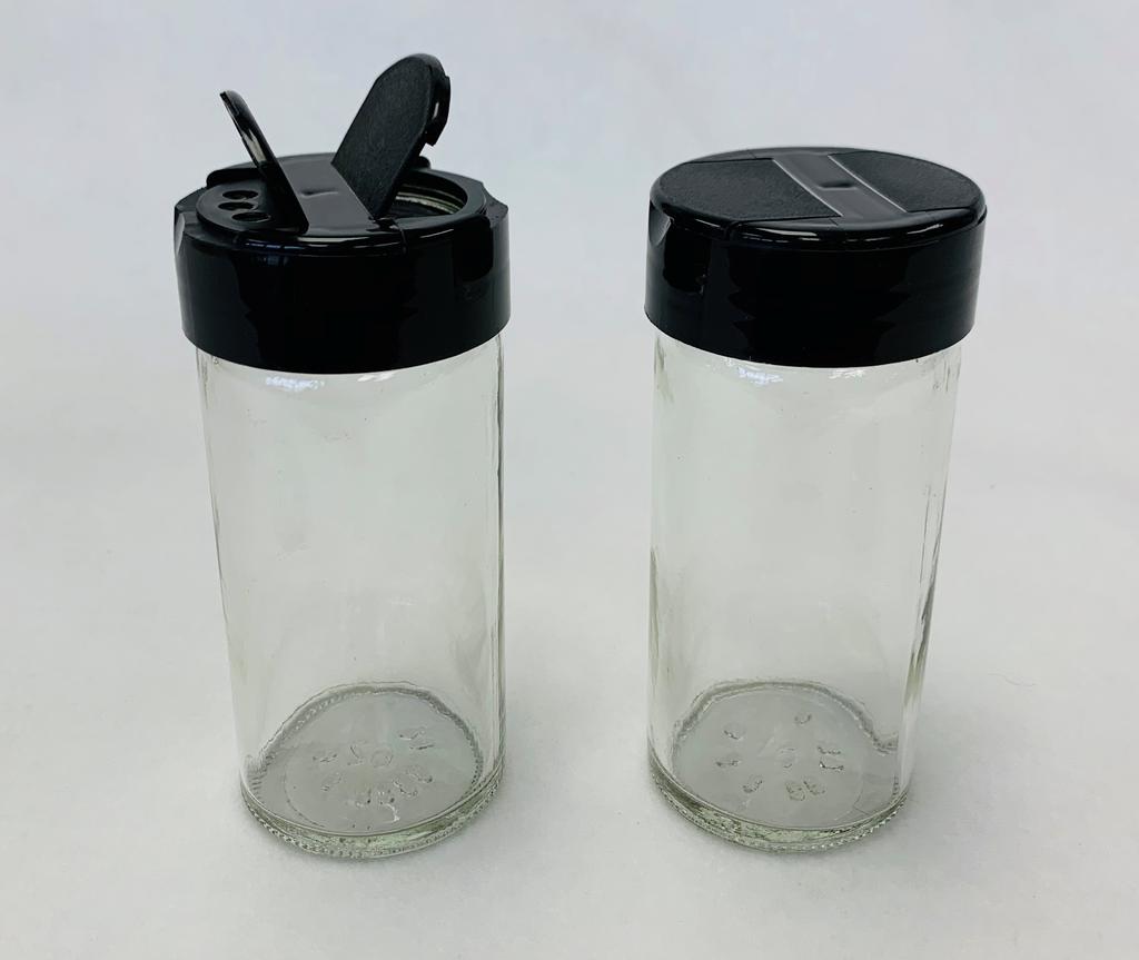 4 oz. Spice Jar and Pour/Sift Cap