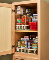 Full Depth Access With Several Drawer Widths