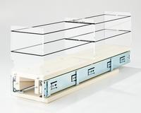 4x1x22 Storage Solution Drawer - Empty