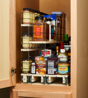 Vertical Spice Easy to Install x22 Depth Products - Mount Alone or in Multiples