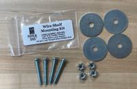 4 Sets of Hardware per Kit