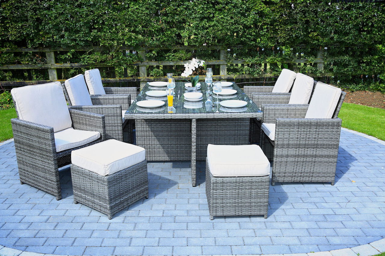 Direct Wicker Outdoor Garden Sofa Furniture