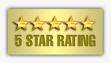 5-Star Review From Customers