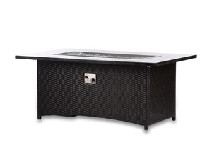 "58""L X 36""W X 24""H. Rectangle Fire Pit Table"