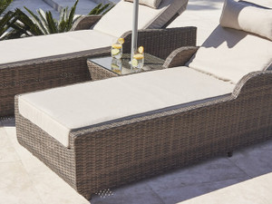 Chaise Lounge Outdoor Furniture  Cushion