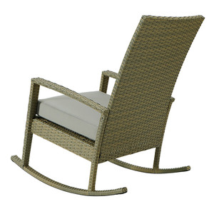 Garden rocking chair Rattan chair