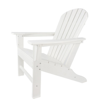 Direct Wicker Outdoor 4 Color High-quality Adirondack Resin Wood Chair