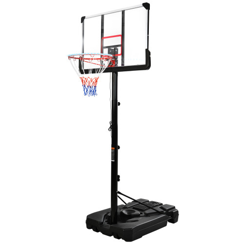 Basketball Hoop Basketball System Height Adjustment LED Basketball Hoop Lights,Waterproof,Super Bright to Play at Night Outdoors