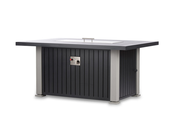 """52""""rectangle Chat Fire Pit Table"""