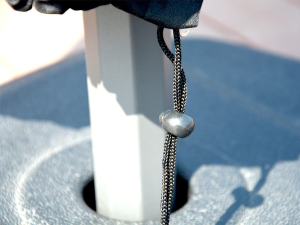 Direct Wicker Patio Cantilever Umbrella Zipper Cover