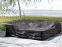 Direct Wicker Bambi Square Patio Dining and Sofa Set Cover,91'' W x 91'' D x 28'' H