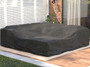 Square Patio Dining and Sofa Set Cover,91'' W x 91'' D x 28'' H