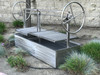 Stainless Santa Maria Drop in BBQ Grill Pit.