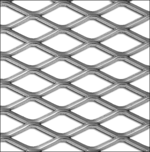 Stainless Expanded Diamond Grate Upgrade