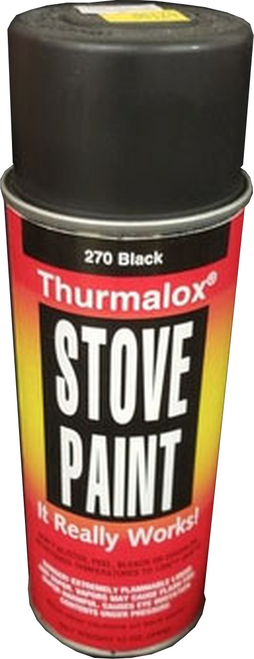 JD Fabrications Santa Maria Argentine High temperature black touch up paint