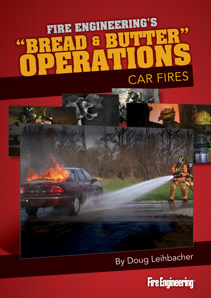 """Bread & Butter"" Operations: Car Fires DVD"